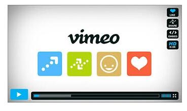 Sites de filmes em 4K - Vimeo
