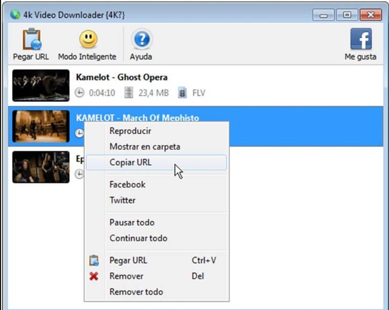 downloader de vídeo em 4k - 4K Video Downloader