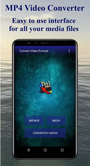 vidéo vers convertisseur mp4 hd apk - MP4 Video Converter