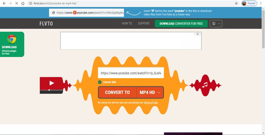 conversor de vídeo on-line gratuito para mp4 hd -