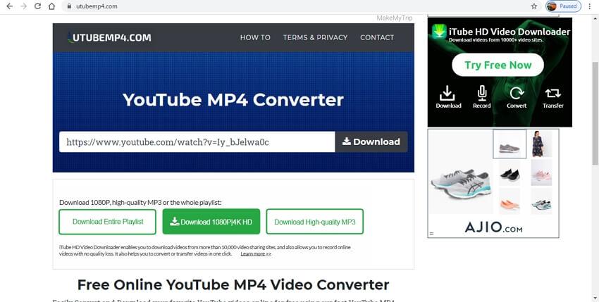 en ligne gratuit convertisseur vidéo en mp4 hd -