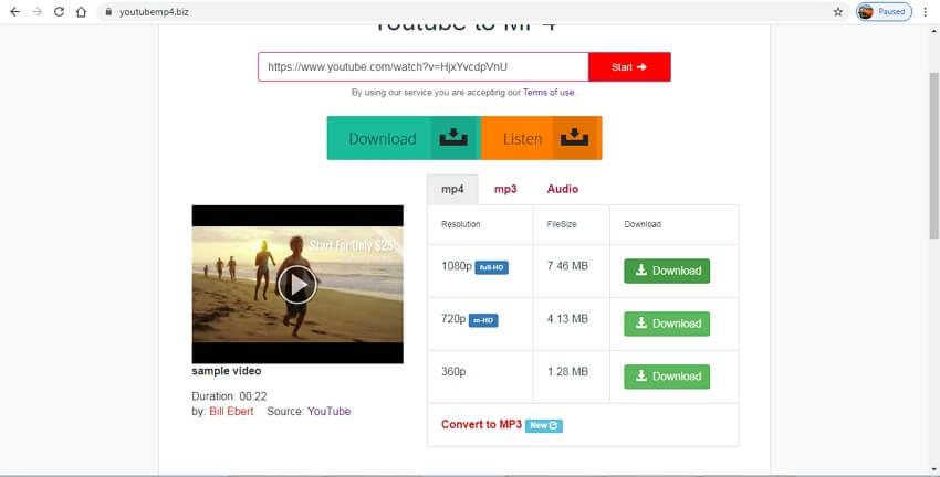 youtube zu mp4 hd konverter - YouTube MP4