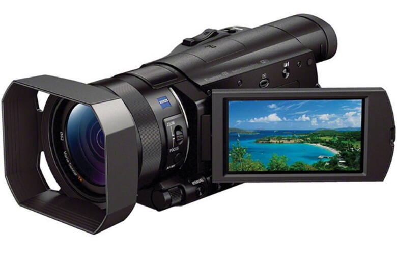 Sony HDR CX900/B Video Camera