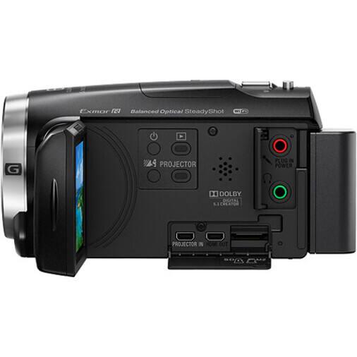HDR PJ670 PJ Handy Cam Camcorder