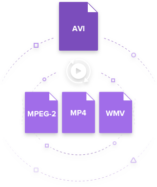 convert AVI to MPEG-2