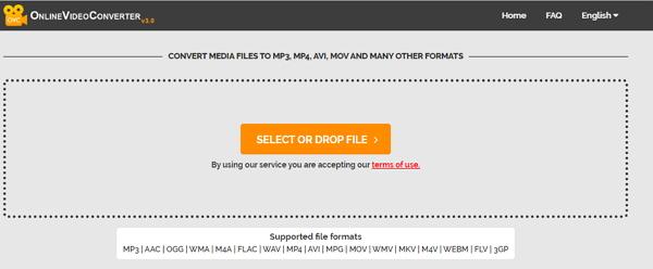 mp4 to avi converter free OnlineVideoConverter