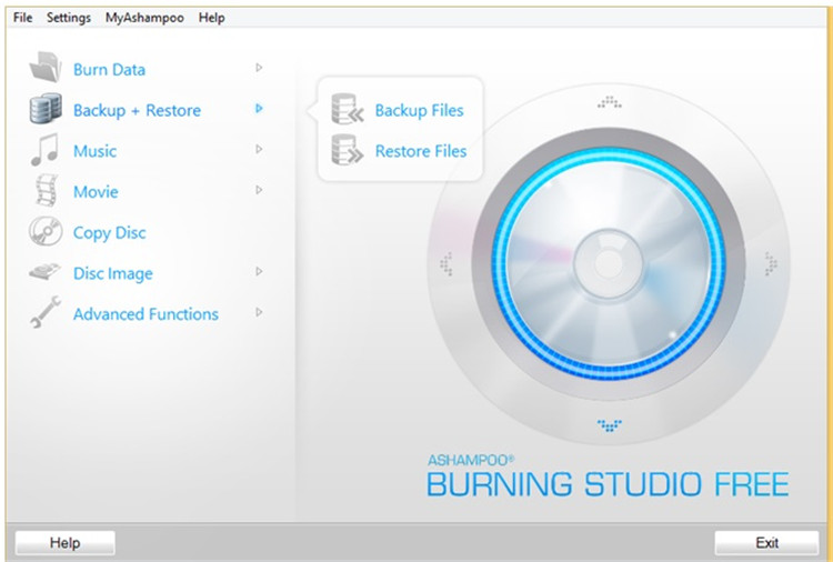 Ashampoo burning studio audio cd brennsoftware