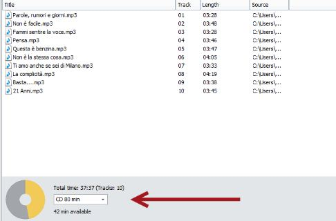burn cds on windows 10