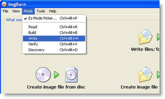 burn files to cd windows 7