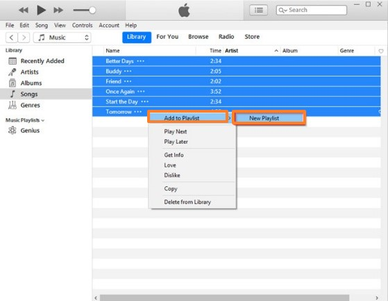 MP3 auf CD auf dem Mac brennen
