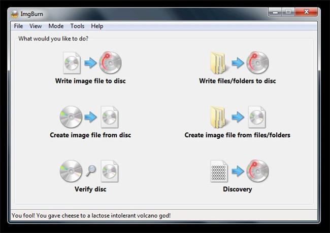 cd burner free download