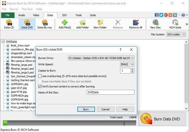 cd burning software mac