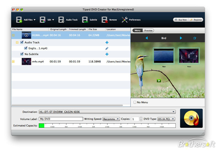 best free cd burning software for mac
