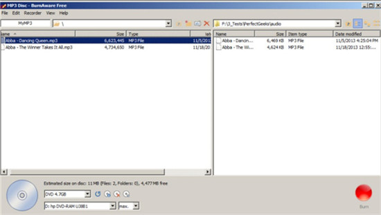 cd dvd burner free download