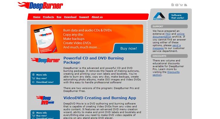 free music burning software