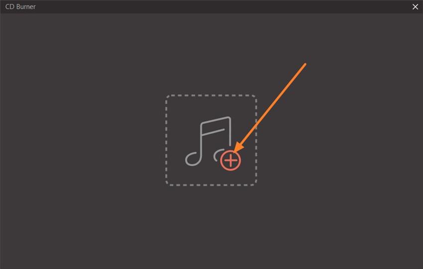 add file to windows xp cd burner