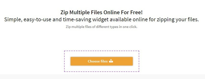 compress folder online free - Zipmyfiles
