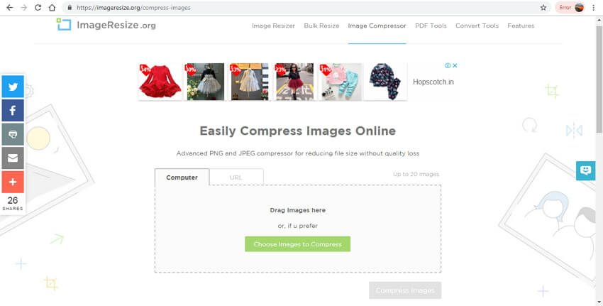 Top 9 File Compressors Online and Free