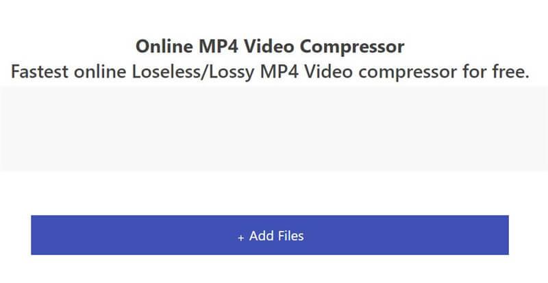 compressor de vídeo gratuito