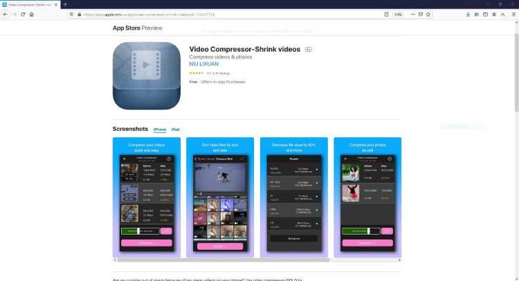 video compressor – comprima seus vídeos