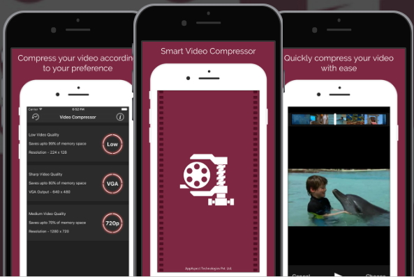video compressor app for iPhone - 2