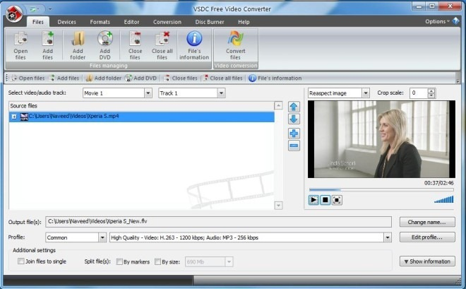 compresseur video 3gp