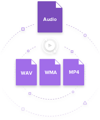 Audio File to WAV Converter