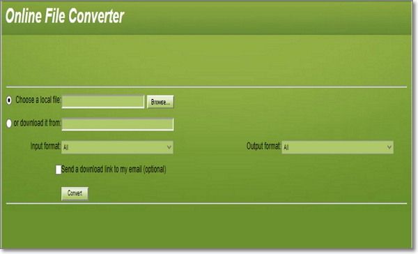 convert FLV to MP3 by ConvertFiles