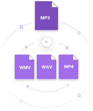 Convert MP3 to WMV