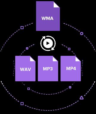 Convert WMA to WAV