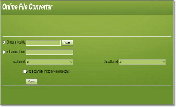 convert WMV to MP3 by ConvertFiles