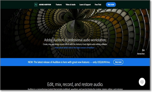 edit WMA by Adobe Audition