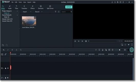 edit WMA by Filmora