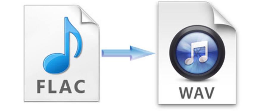 Mac FLAC en WAV