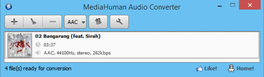 top 5 free flac converters
