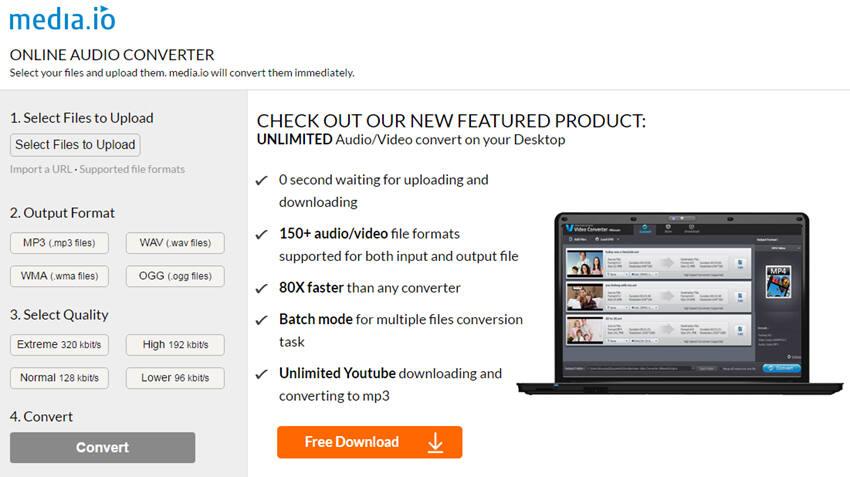 Convertir WMA en MP3