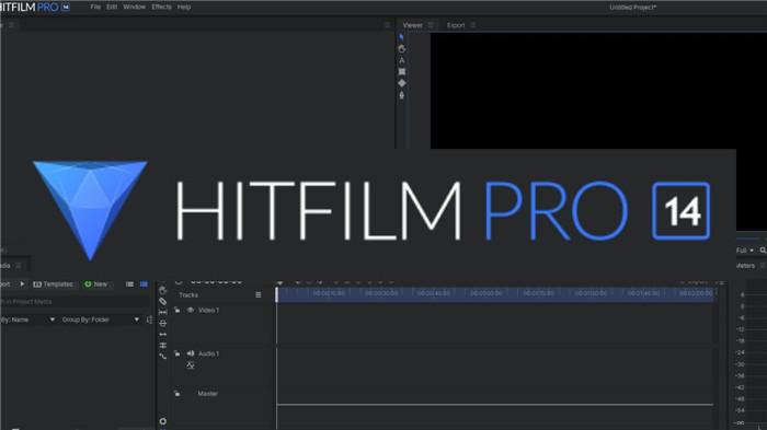 HitFilm Pro 14
