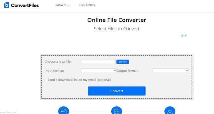 Online CloudConvert Alternatives - ConvertFiles