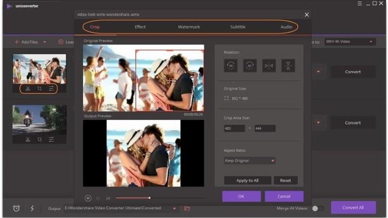 edit imovie file