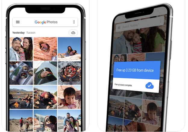 Converta vídeo para Live Photo Online grátis-Google Fotos