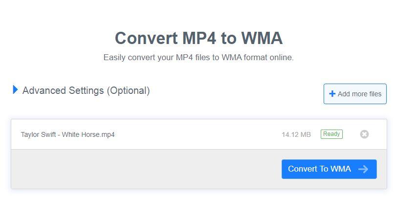 convert the file