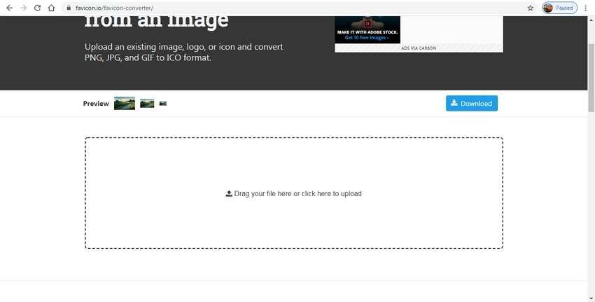 Top online tools logo converters-Favicon