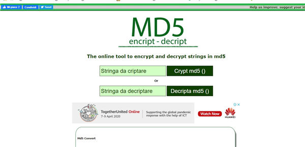 Md5online.it