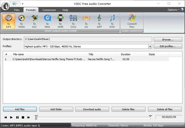 download music converter