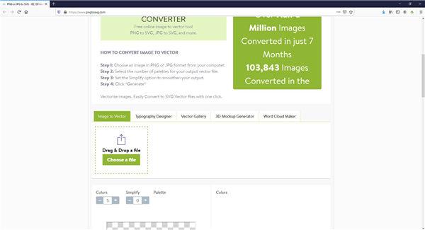online svg converter free