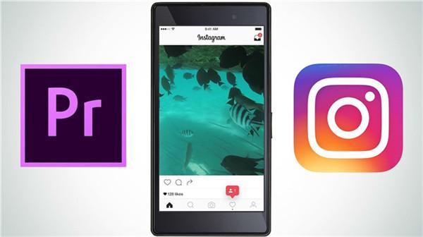premiere pro instagram