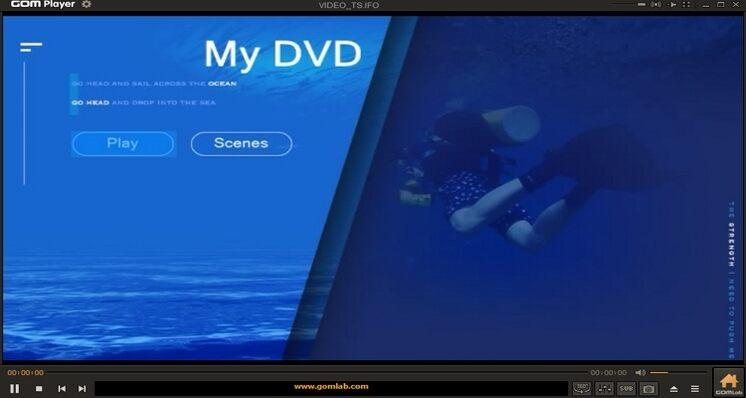 Melhor e Online TS Player-GOM Player Online