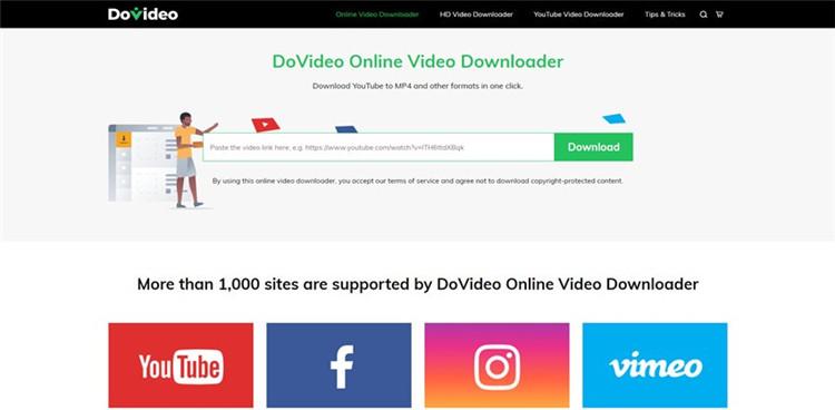 dailymotion converter online