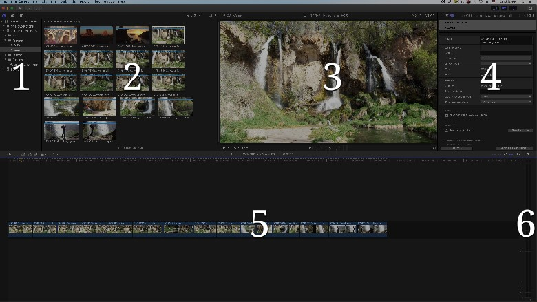 how to use final cut pro