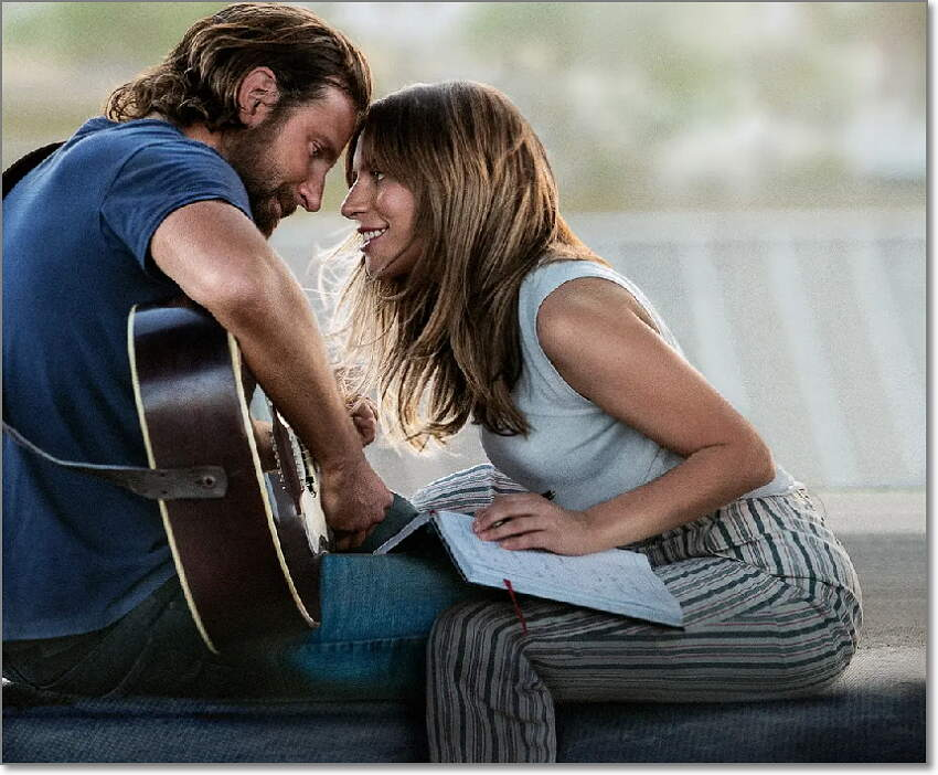 dvd review for A STAR IS BORN